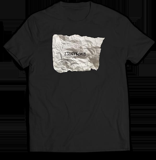 LillyBomb_trash_shirt